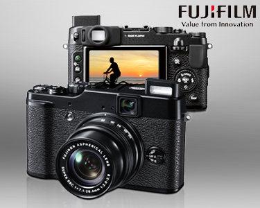 Máquina Fotográfica FujiFilm® X10 | A Máquina de Viagem Perfeita