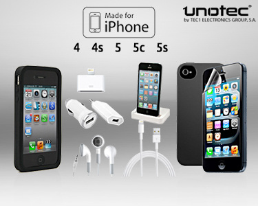 Pack Essencial iPhone 4-4S ou iPhone 5, 5C, 5S