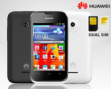 Smartphone Huawei® Ascend Y210D Dual Sim Desbloqueado