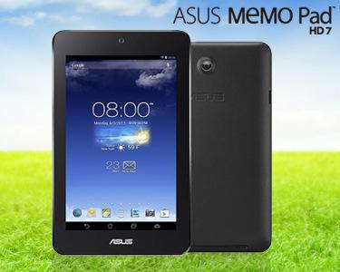Asus® MeMO Pad HD 7'' | Wi-Fi | 8GB