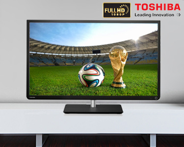 LED SMART TV Toshiba® | 39' Full HD