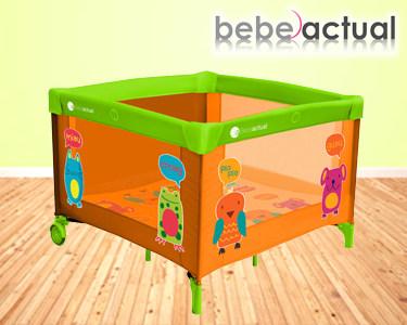 Parque Quadrado Kinder da Bebeactual® | Escolha o Modelo