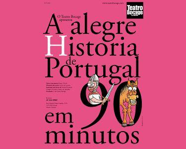 «A Alegre História de Portugal em 90 minutos»
