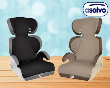 Cadeira Auto para Criança Asalvo® | Modelo Travel Cool 9-36KG