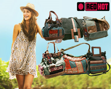Malas Hippie Chic by RedHot®
