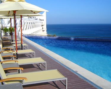 Noite Romântica com Vista Mar & SPA | Sesimbra Hotel & SPA 4*