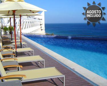 Verão no Sesimbra Hotel & SPA 4* - 3 Noites Vista Mar & SPA