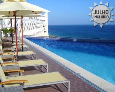 Last Minute! 1 a 5 Nts com Vista Mar | Sesimbra Hotel & SPA 4*