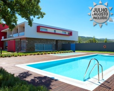 Férias de Verão | 1 a 5 Nts c/ Jantar no Hotel de Santa Margarida 4*