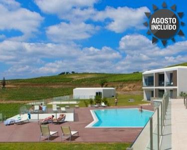 Água Hotels Douro Scala 5* - 2 ou 3 Noites com Jantar