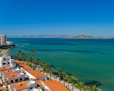 Manga del Mar Menor a Dois | 3, 5 ou 7 noites no Hotel Traíña 4*