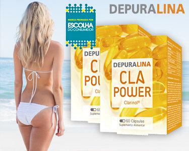 Depuralina® CLA Power | Tonifique e Perca Peso