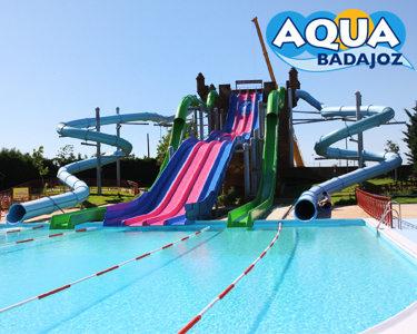 Verão no Aqualand Badajoz | Diversão ao Máximo | Escolha o Bilhete