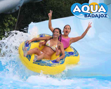 Verão no Aquabadajoz | Diversão ao Máximo p/ Todos | Escolha o Bilhete