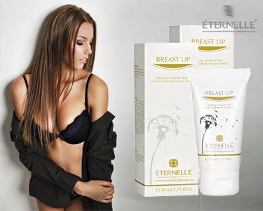 Creme Breast UP da Eternelle Pharma® | Realce o seu Peito