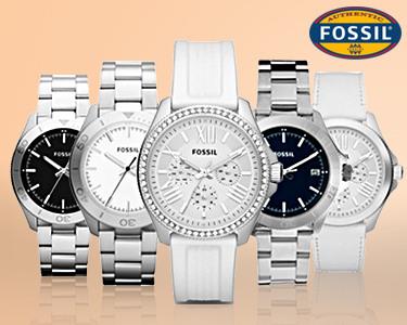 Relógios Fossil® | Seleccção de Modelos Premium Para Ele e Para Ela