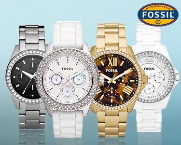 Relógios Fossil® | 4 Modelos Para Ela