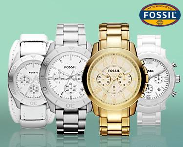 Relógios Fossil Para os Dois   Escolha o Seu