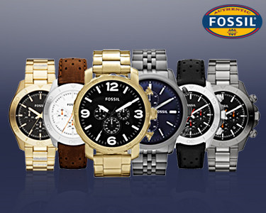 Relógios Fossil® Desportivos | Modelos para Homem