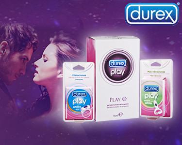 Cabaz Durex® Play Desperta sensações | Escolha o Seu