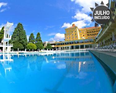 Férias Incríveis no Grande Hotel de Luso 4* | 1 a 7 Noites de Verão