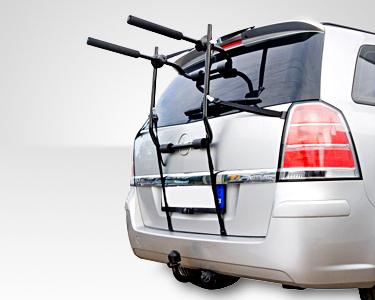 Porta Bicicletas para Automóvel - Transporta até 3 Bicicletas