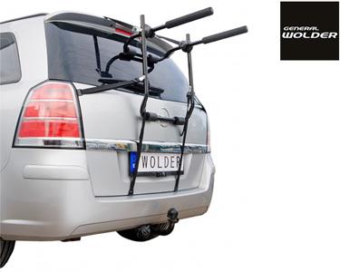 Porta Bicicletas para Automóvel | Transporta até 3 bicicletas