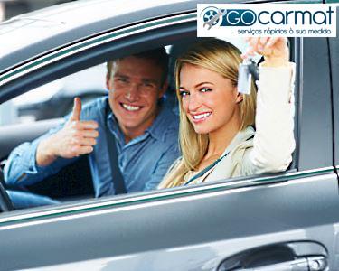 Pack Gocarmat®: Check-up + Filtro + Óleo + A/C + Direcção