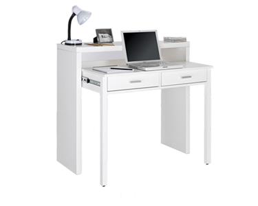 Secretária Extensível | Moderna & Funcional