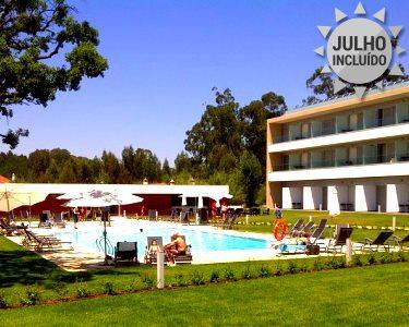 Verão no Palace Hotel Monte Real 4* | Noite & Circuito SPA