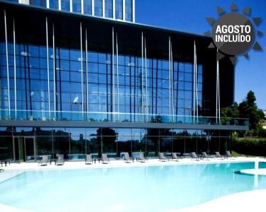 Meliã Braga Hotel 5*   2 Noites Vip & SPA no Verão