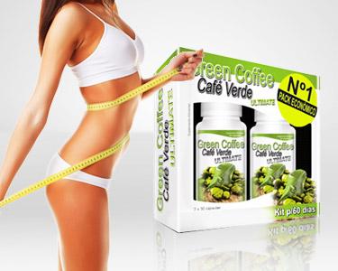 Novidade no Emagrecimento | Green Coffee Ultimate - 60 cápsulas
