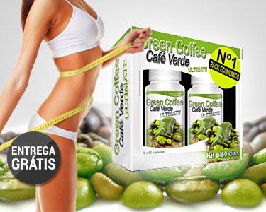 Green Coffee Ultimate - 60 cápsulas | Portes Grátis
