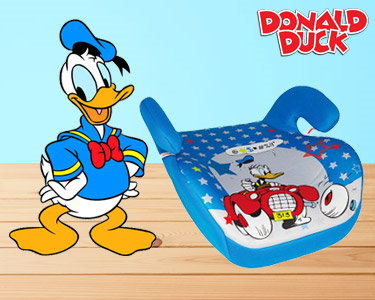 Assento Auto para Criança | Donald Duck