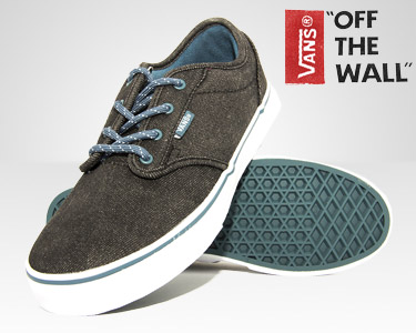 Ténis Vans® Para Miúdos e Graúdos | Living Off the Wall