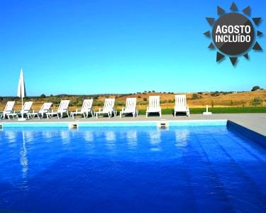 Verão no Alentejo - 2 Noites em Portalegre no Hotel Rural Santo António