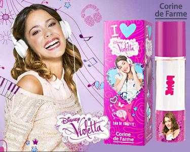 Perfume Violetta Disney EDT | Corine de Farme®