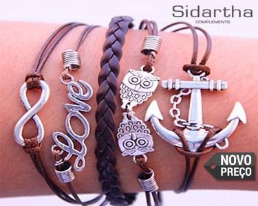 Pulseiras Sidartha | Modelos à Escolha