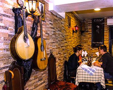 Paixão & Entrega | Jantar com Fado & Tradição em Alfama