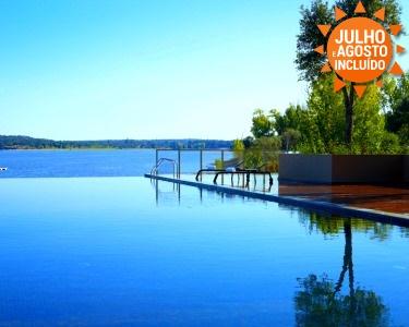 Verão Excepcional! Hotel Lago Montargil & Villas 5* com Spa