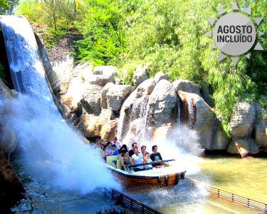 Divirta-se na Isla Mágica em Sevilha | Hotel 4* + Entradas no Parque