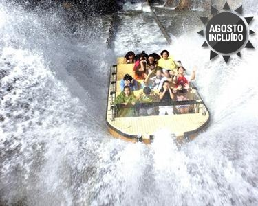 Isla Mágica & Hotel 4* | Animação de Verão em Sevilha p/ 2 a 4 Pessoas