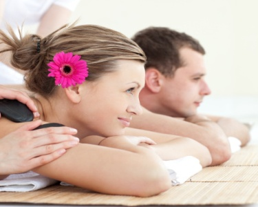 Hot Stones Massage for Two | 1h
