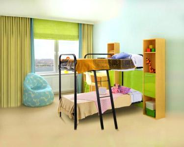 Beliche para Crianças Preto ou Cinza | Optimização de Espaço