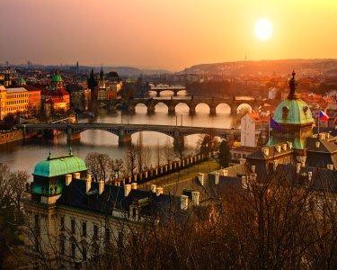 Praga | 2 Noites em Hotel 4* e City Tour