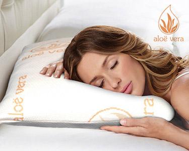2 Almofadas Viscoelásticas | Noites Tranquilas