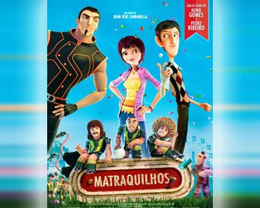 «Matraquilhos» no Cinema City | Bilhete & Pipocas