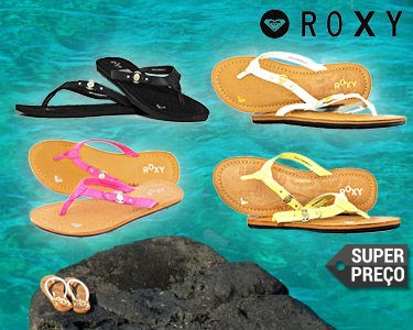 Chinelos de Senhora Roxy® | Make the Next Wave Yours