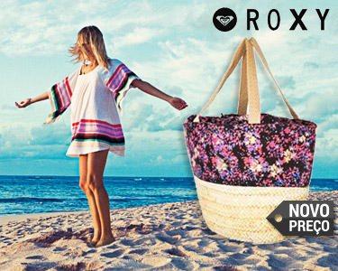 Saco de Praia Roxy®   Verão com Estilo