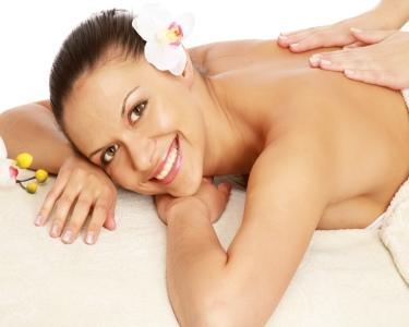 Massagem Ayurvédica com Sessão de Haloterapia